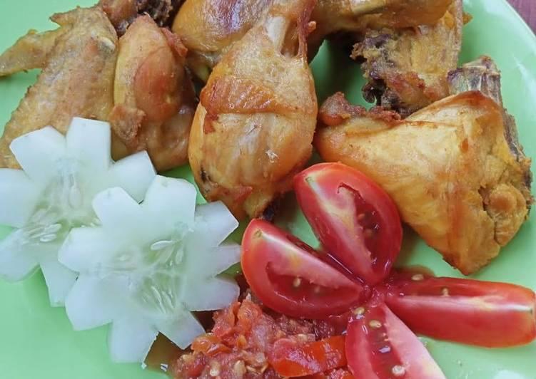 Makanan Ayam Goreng Bumbu Kuning Sederhana Anti Gagal Best Recipes