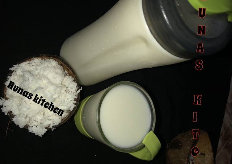 Coconut Drink Recipe