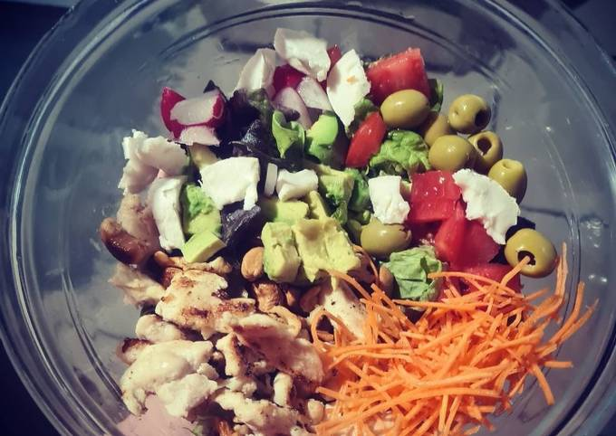 Salade melimelo