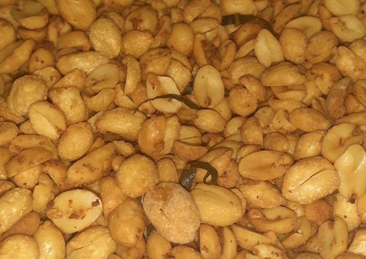 Kacang Bawang rasa mete
