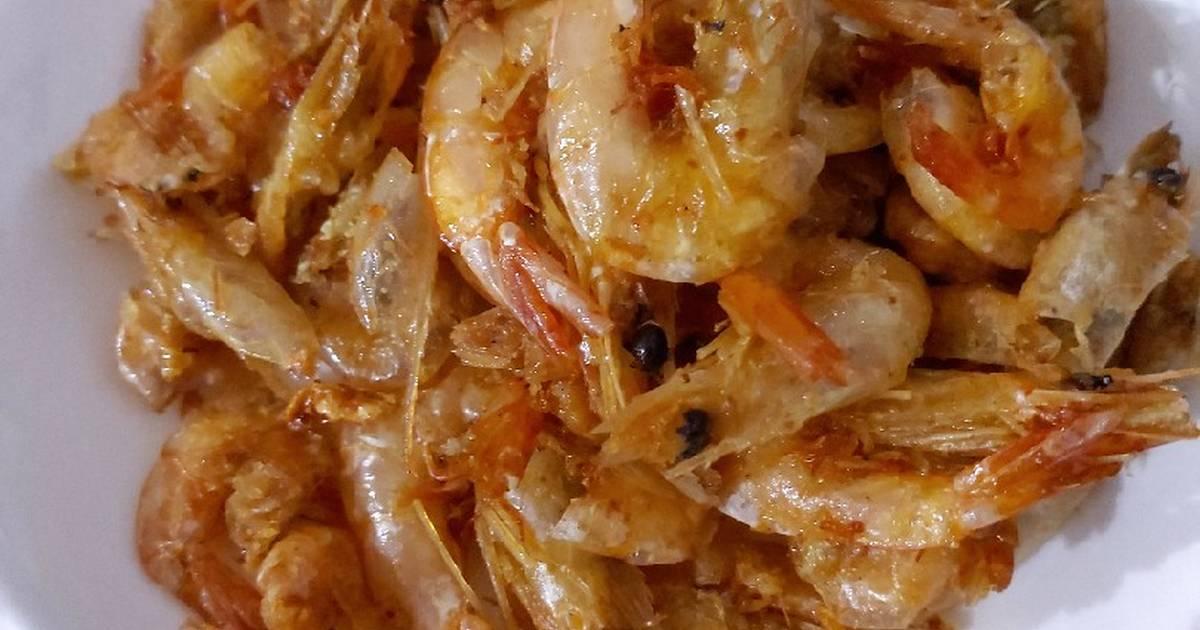 10 Resep Udang Crispy Bu Rudy Enak Dan Sederhana Ala Rumahan Cookpad