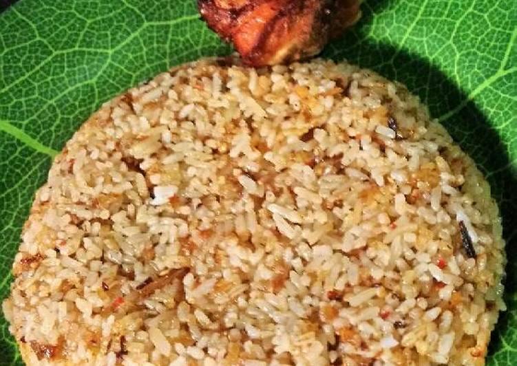 Nasi goreng sambal roa