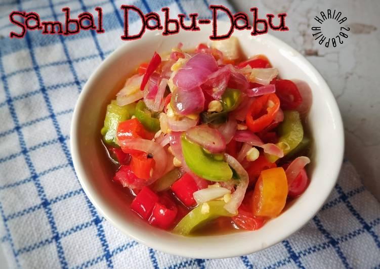 Sambal Dabu-Dabu