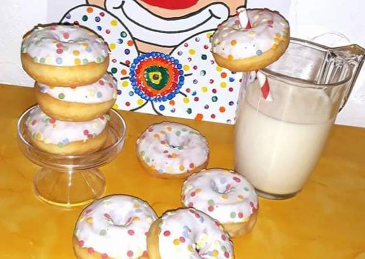 ☆Donuts Traditionnels☆