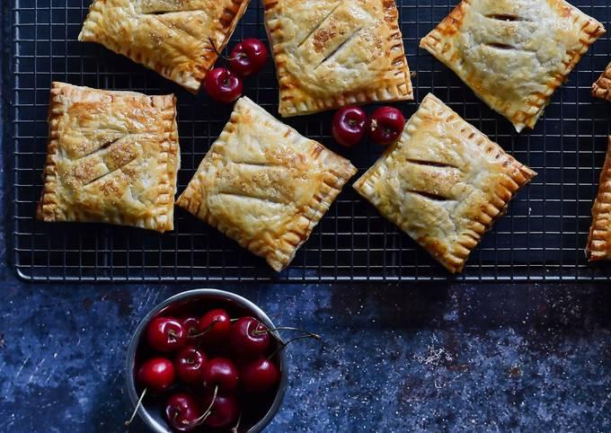 Cherry Pies (or Apple, Peach, Rhubarb)