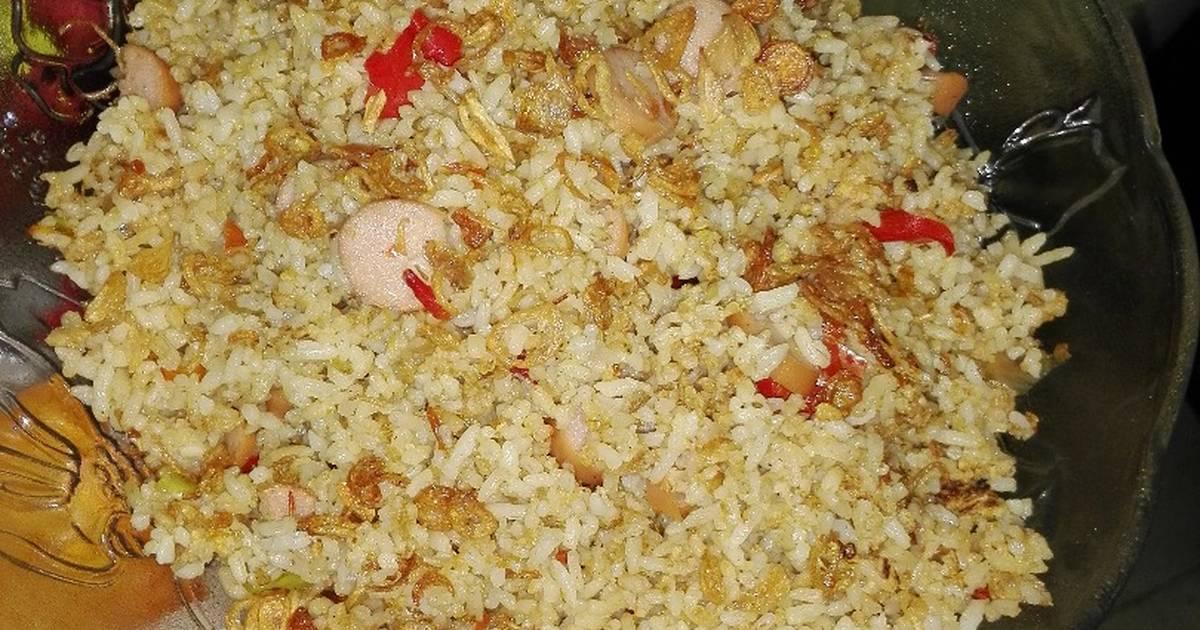 2 480 Resep Nasi Goreng Sosis Pedas Istimewa Enak Dan Sederhana Ala Rumahan Cookpad