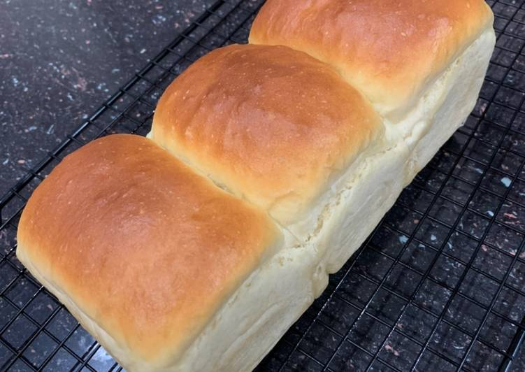 White Milk Bread 🍞