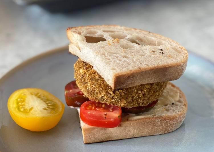 Ricetta Burger di lenticchie al forno