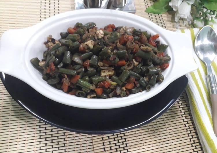 Mix veg stir fry