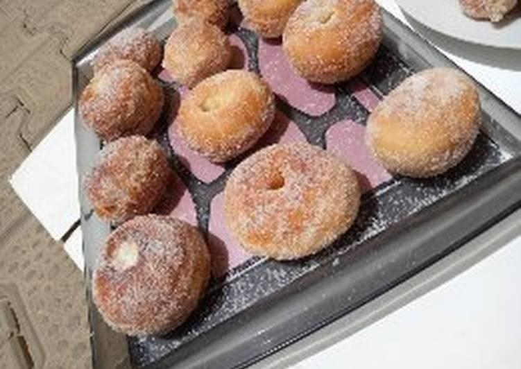 Step-by-Step Guide to Make Favorite Doughnut