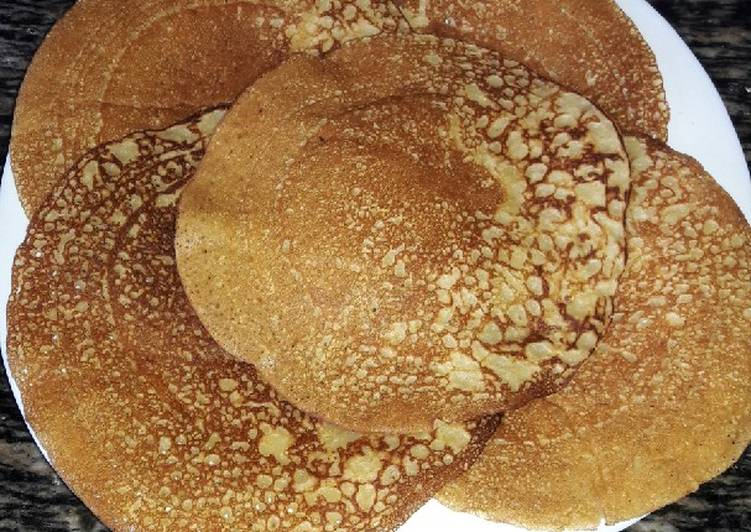 Lemon pancakes#Breakfast Contest