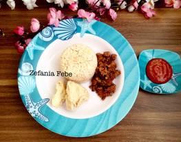 Nasi Hainam Ayam Rebus Rice Cooker Praktis