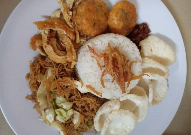 Nasi UDUK Ricecooker Super simple Favorit Keluarga