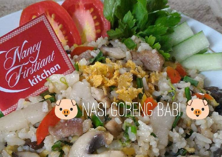 Nasi Goreng Babi