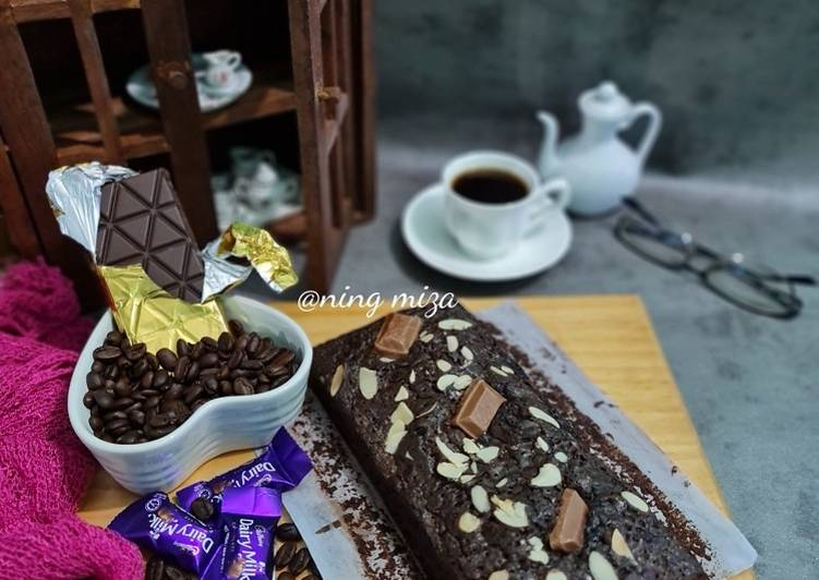 131. Brownies Kopi