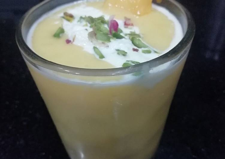 Sweet & Sour Mango Chhachh