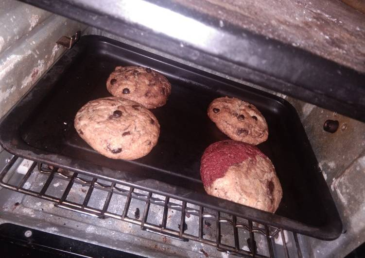 Chocochip Chewy cookies