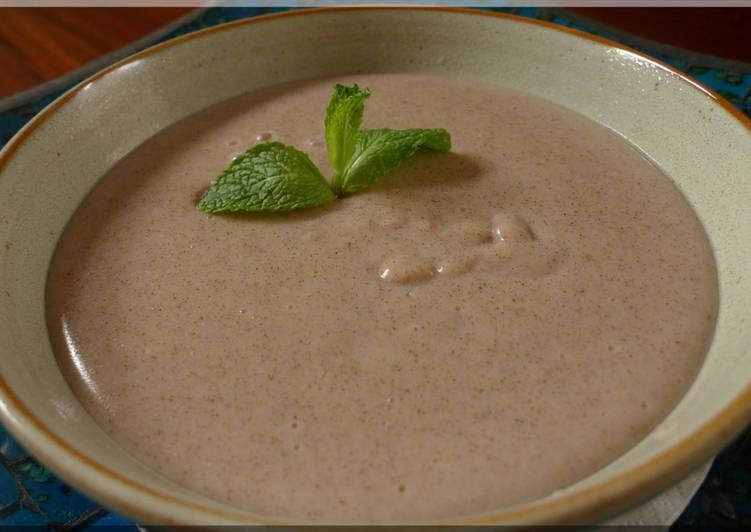 Simple Way to Make Perfect Uji Porridge Flour Kenya Wimbi Millet Sorghum Baby Adult Healthy Flour (Nairobi) by Zawadi