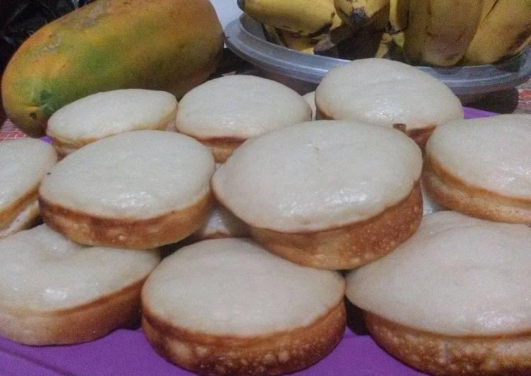 Apem panggang Lembut - ganmen-kokoku.com