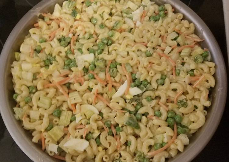 Simple Way to Make Ultimate Macaroni Salad