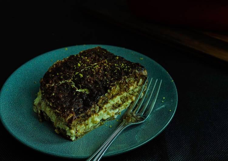 Rice Pudding Tiramisu
