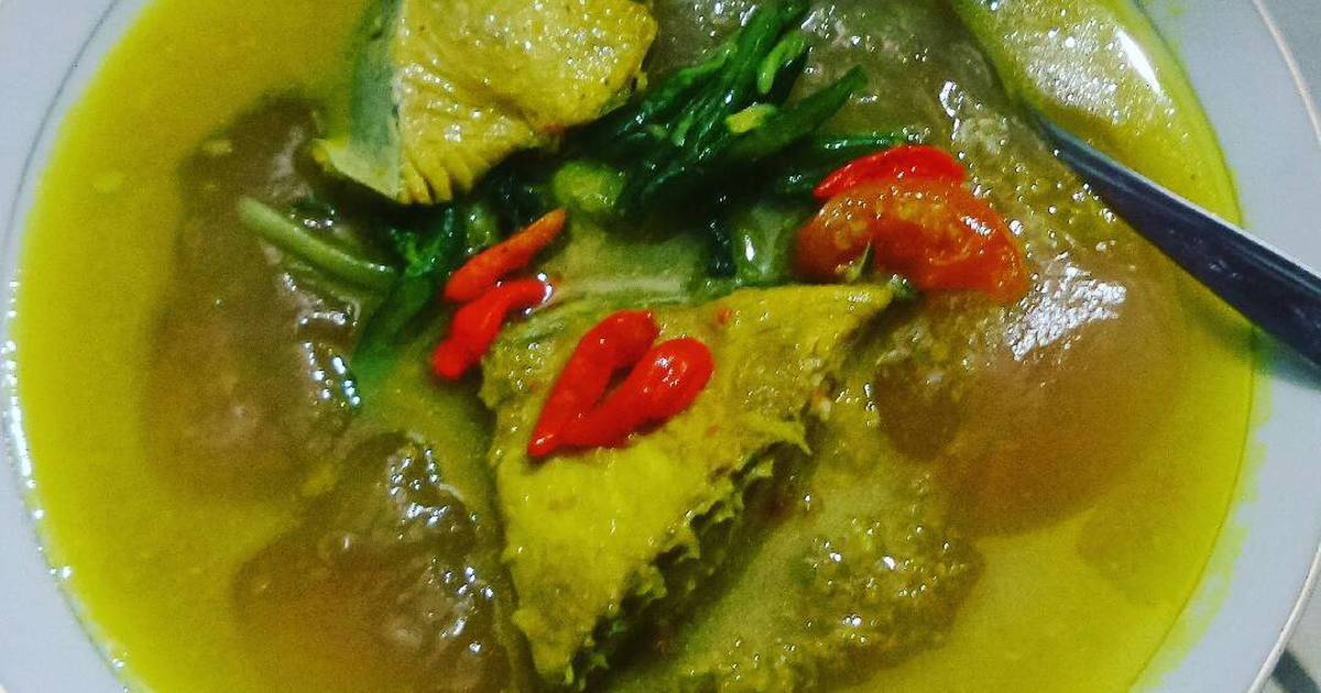 Resep Papeda Makanan Khas Papua Oleh Kurnia Gigih Ibadati Cookpad