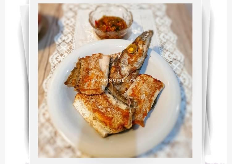 Ikan Layur Goreng