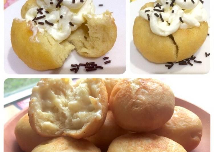 Roti Goreng Keju