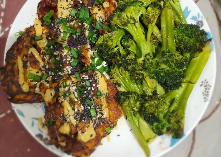 Steps to Prepare Ultimate Roast Broccoli
