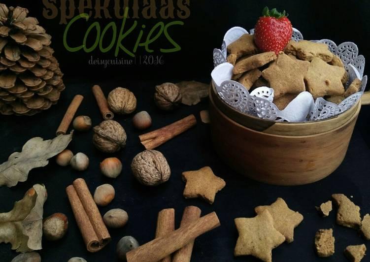 Spekulaas Cookies