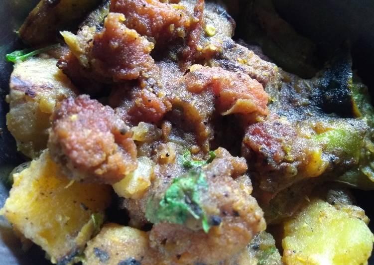 Recipe of Favorite Mix vegetable