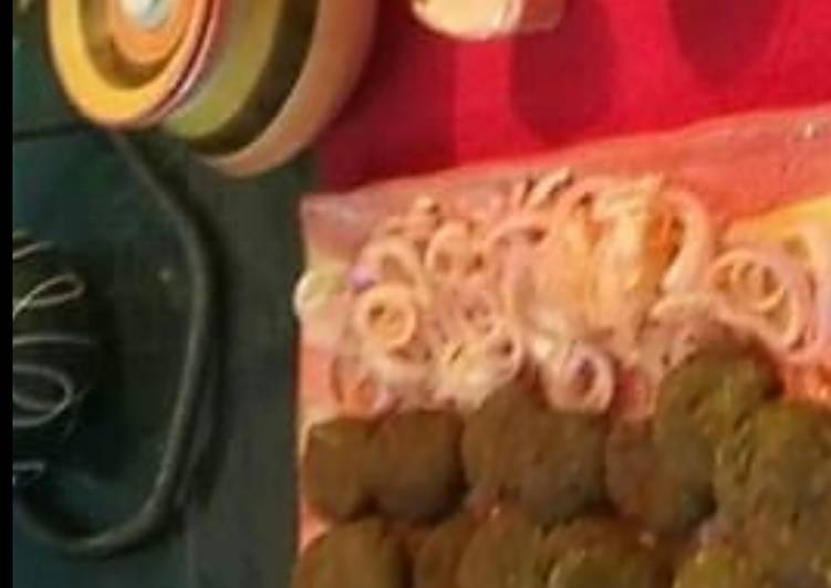 Easiest Way to Feel Quick Vegetable cutlet