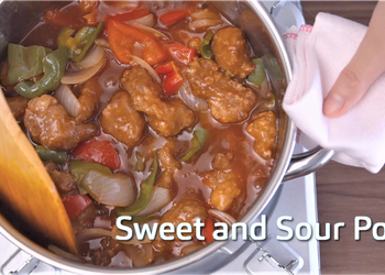Easiest Way to Make Tasty SuButa Sweet and Sour Pork