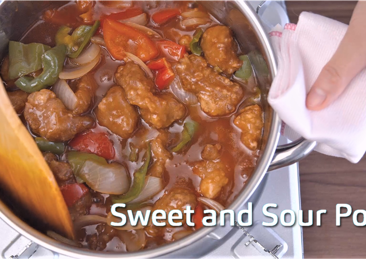 Su-Buta (Sweet and Sour Pork) ★Recipe Video★