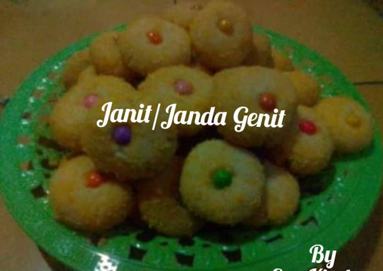 Kue Janit / Janda Genit