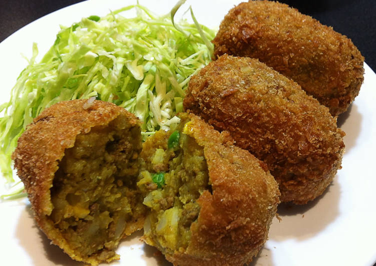 Curry 'Korokke'