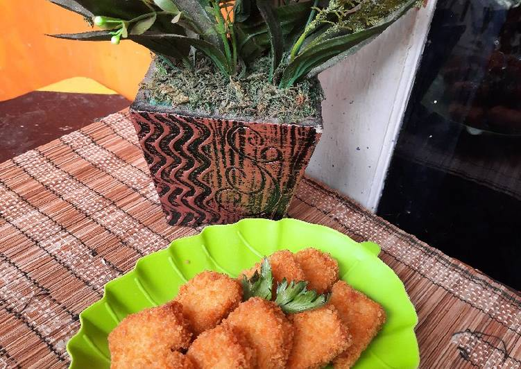 Resep Nugget Ayam yang Menggugah Selera