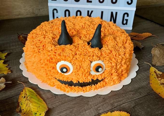 Monster Cake d'Halloween