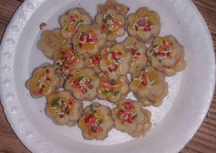 Kue kacang maknyus no oven