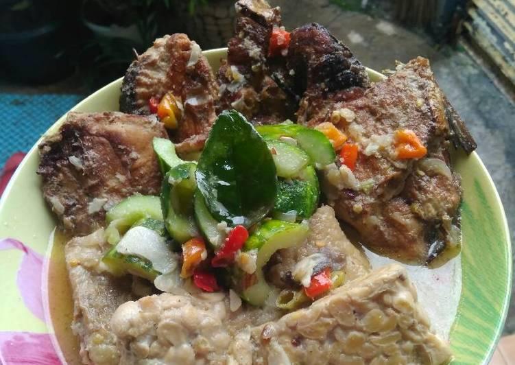 Sayur ikan Mangut khas Semarang
