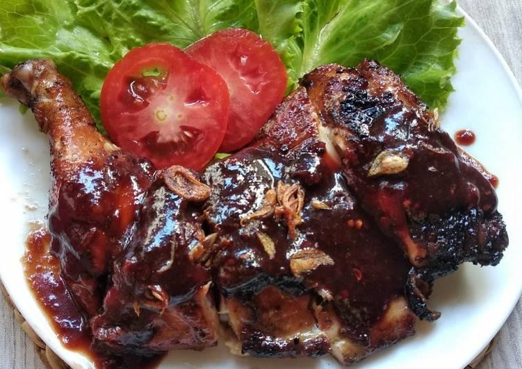 Resep Ayam Panggang Khas Banjar Yang Simple Endes