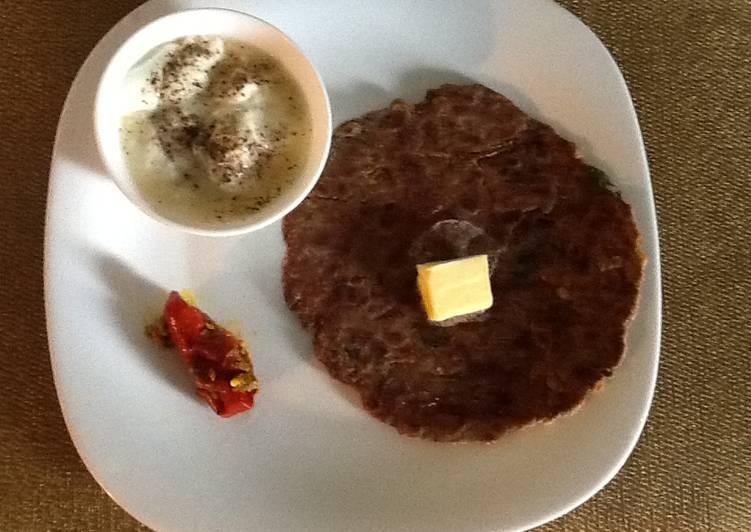 The Best Dinner Easy Royal Thalipeeth
