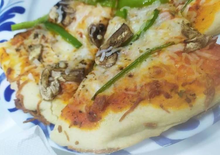 Base de pizza Domino's Monsieur Cuisine