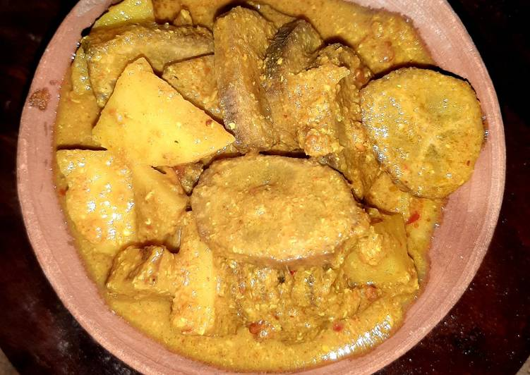 2 Things You Must Know About Banana Potato Mixed Curry Village Style
