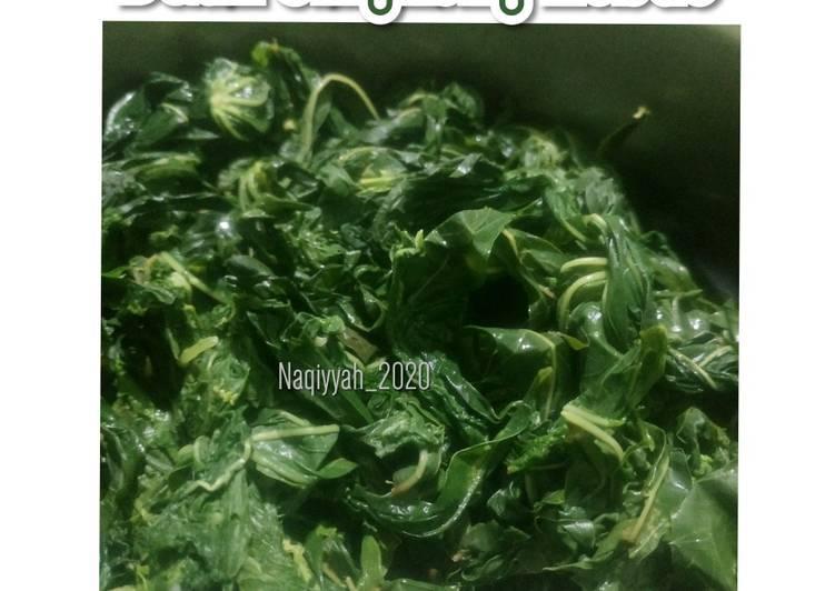 169. Tips merebus daun singkong agar tetap hijau