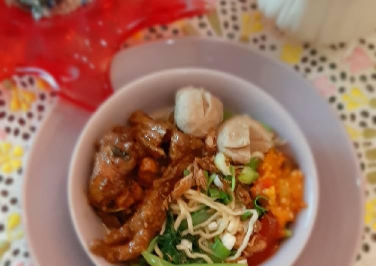 Mie Ayam Homemade Anti Galau