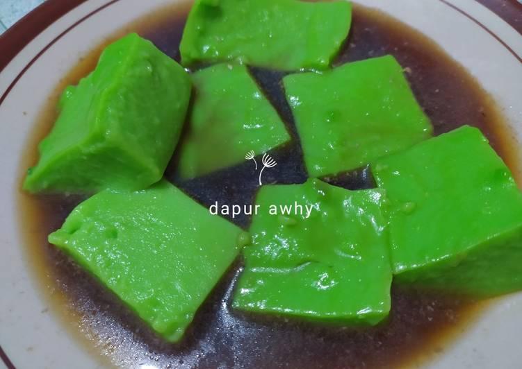Bubur susu/kokoleh/bubur sumsum