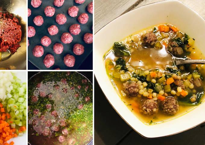 Fall Vegetable & Wagyu Italian Sausage Soup