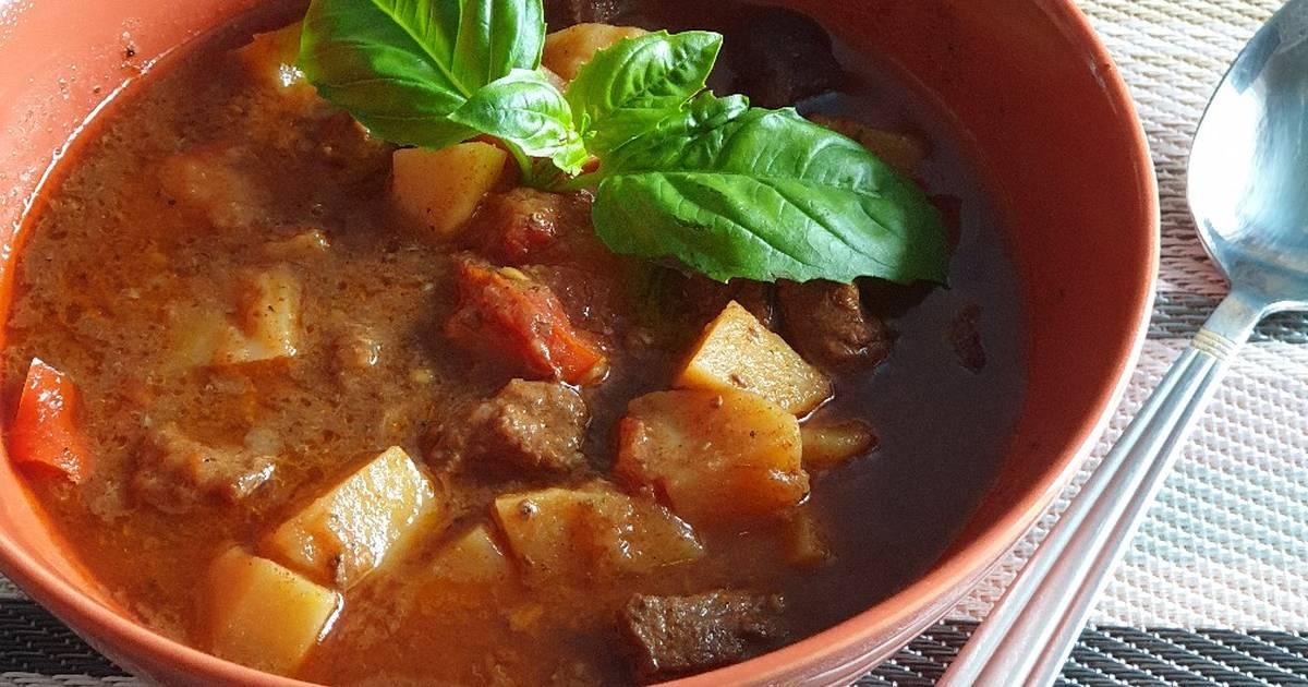 появляется журнальных мясо по венгерски рецепт с фото гости могли