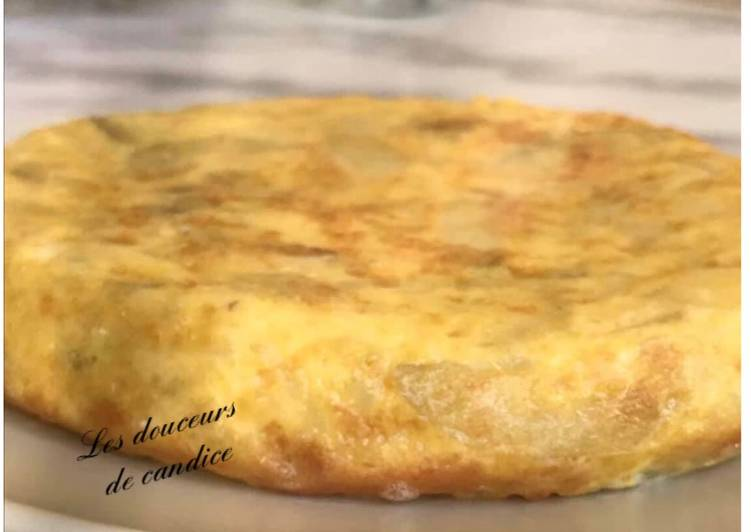 Recette Des Tortilla